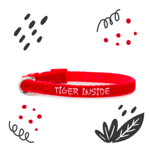 Collare ZUKY Tiger inside