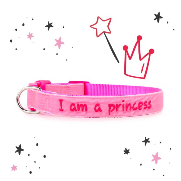 Collare ZUKY I am a princess