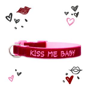 Collare ZUKY Kiss me Baby
